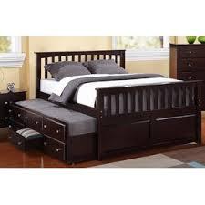 Bed Platform With Drawers Storage Beds You U0027ll Love Wayfair