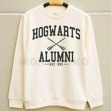 s m l hogwarts alumni shirts harry from monopoko on etsy