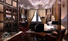 gothic style in interior design by algedra