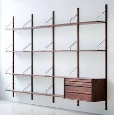 Wall Mount Bookcase Wall Mounted Bookcase Zainteriora Net