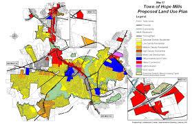 Cumberland Lake Map Planning Department Cumberland County Nc