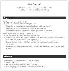 make online resume lukex co