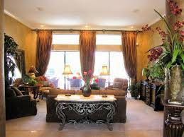 Home Ideas Decorating A Contemporary Model Residence Interior Design Image Gallery
