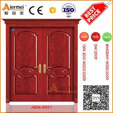 Double Swing Double Swing Indian Main Door Design Modern Exterior Doors Buy