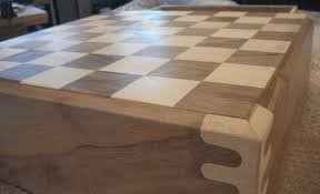 making the wooden chess set youtube