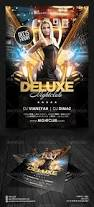 deluxe nightclub flyer template by angkalimabelas graphicriver
