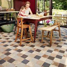 Random Tile Effect Laminate Flooring Atlantic Tile Vinyl Flooring Buy Black U0026 Grey Random Tile Effect