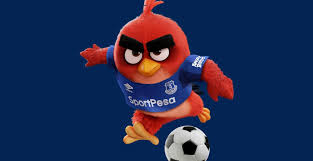angry birds sponsors football team u0027s laughing stock