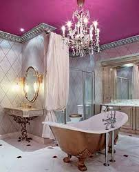 Antique Bathrooms Designs Antique Bathroom Decor Modern Chandelier And Claw Foot Tub