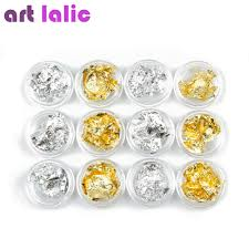 gold nail designs for acrylic nails reviews online shopping gold