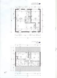 plan de maison 3 chambres salon plan maison total habitable 86 56m aventure construction dans l