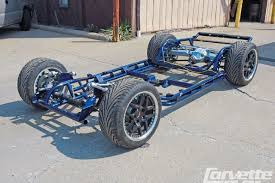 corvette chassis corvette chassis improve your c2 or c3 corvette s