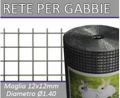 rete metallica per gabbie rete per gabbie 12x12 filo 1 40 italreti produzione rete per