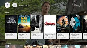 google app for android tv android apps on google play