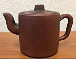 antiques gifts antique chinese yixing clay teapot with mark