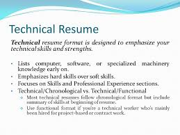 Best Mechanical Engineer Resume by Technical Resume Format 23 Technical Resume Technical Resume