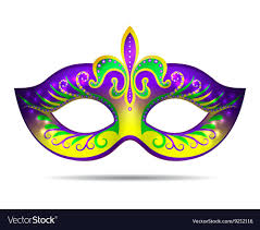 where can i buy mardi gras masks mardi gras mask royalty free vector image vectorstock