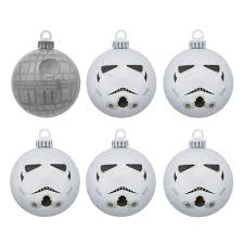 new unique star wars themed christmas ornaments