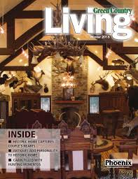 Country Living Paint Color Hall Of Fame Green Country Living Winter 2015 By Green Country Living Issuu