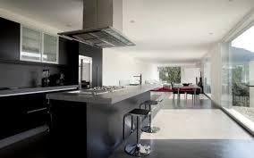 deco design cuisine chambre enfant cuisine ouverte moderne cuisine ouverte