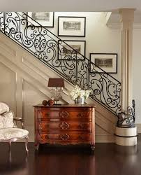 Wrought Iron Banister Best 25 Rod Iron Railing Ideas On Pinterest Wrought Iron Stair