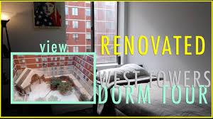 Howard University Dorm Rooms - renovated west towers apartment style dorm tour howard