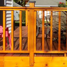 western red cedar deck posts cedar direct llc 608 924 0064