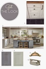 Cream Shaker Kitchen Cabinets by Shaker Graphite Timber Kitchen Pinterest Kitchens Woods And