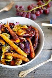 roasted veggies s clean kitchen