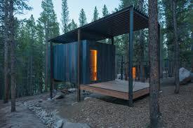 gallery of colorado outward bound micro cabins university of