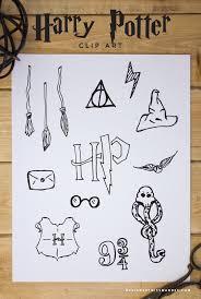 25 harry potter clip art ideas harry potter