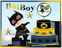 batman party supplies batman printable party supplies batboy birthday decorations