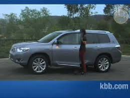 toyota highlander hybrid 2009 2009 toyota highlander hybrid review kelley blue book