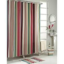 Shower Curtain Striped Cheap Plain Stripe Curtain Fabric Find Plain Stripe Curtain