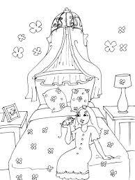 coloriage de chambre de fille charming dessin chambre bebe fille 12 coloriage c244ne dessin
