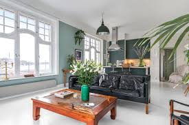1000 Sq Ft Apartment 1 000 Square Foot Apartment Exudes Casual Elegance Idesignarch