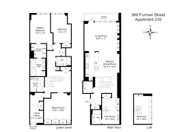 Brooklyn Brownstone Floor Plans Thaddeus Young Brooklyn Homeowner Of 5 4 Million Heights Condo