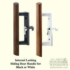 Locks For Sliding Patio Doors Sliding Patio Door Locks Replacement Sliding Glass Door Lock Pella