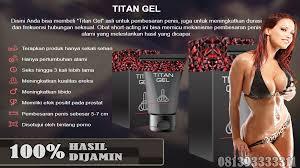 titan gel asli original rusia cream pembesar penis