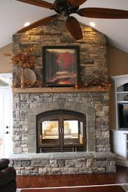 wood burning indoor outdoor fireplace the new echo estates