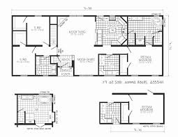 small homes floor plans 4 bedroom single house plans open floor small free ranch style