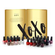 love opi xoxo 2017 collection mini lacquer 25 pack hr j24