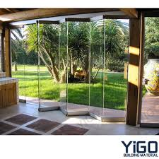 Interior Folding Glass Doors Folding Panel Partitions Sliding Doors Into Wall View