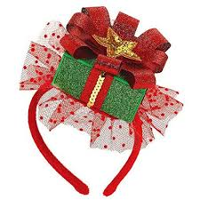 christmas hair accessories christmas hair accessories