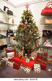 Christmas Decorations Shops In Uk by English Christmas Tree Decorations Stock Photos U0026 English