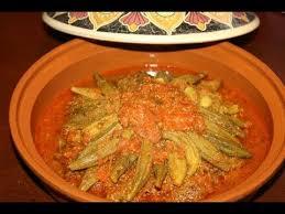 cuisiner le gombo recette tagine de viande à la tomate gombos moroccan beef tagine