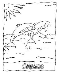free dolphin coloring books print kids u2013 alcatix