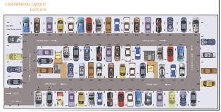 parking lot floor plan revenue management in car parking industry revenue management