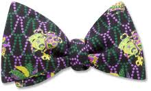 mardi gras bow mardi gras bow ties beau ties ltd of vermont