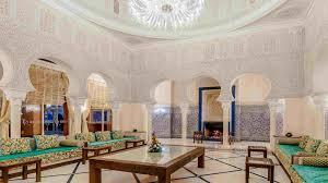 tissu salon marocain moderne décoration marocaine en mosaïque pour salon décor salon marocain